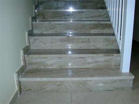 foto escalera marmol daino de marmoles pons