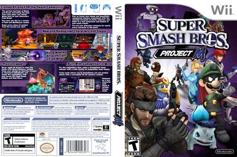 rsbepm super smash bros project
