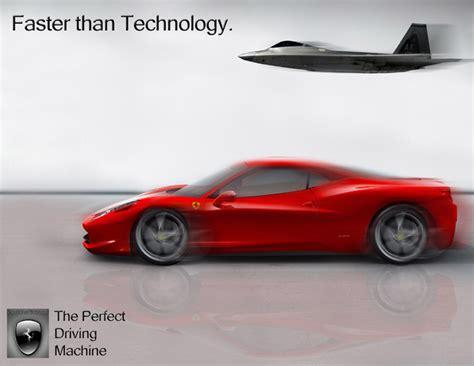Si la surface d'affichage à votre disposition n'est pas suffisante pour coller une affiche grand format, l'impression affiche a2, a3 ou a4 est parfaite pour. Ferrari Advertisement by Dontel Johnson at Coroflot.com