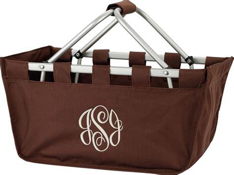 large market utility tote easter basket beach picnic bag