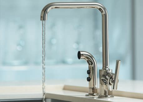 kitchen faucets houston plumbing appliances installed master plumber