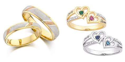 Diamond Engagement Rings For Couples · Chicmags