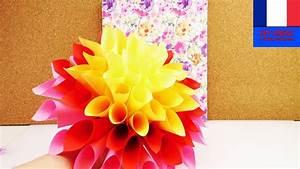 Fleur De Papier : super grande fleur en papier pour une d coration ~ Farleysfitness.com Idées de Décoration