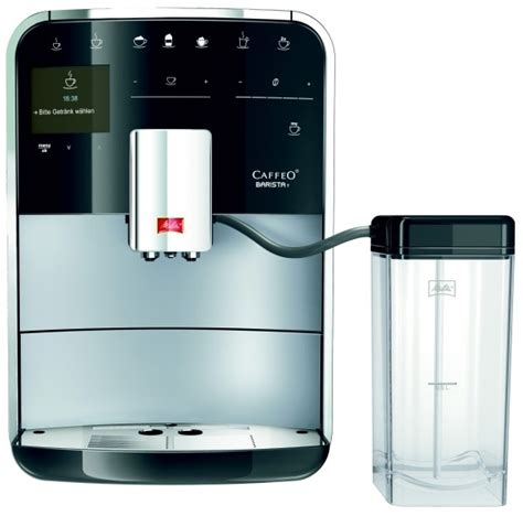 The success story of this company began in 1908. Melitta Caffeo Barista T Coffee Maker Now in India Exclusively - (DISCONTINUED) - De-brewerz.com