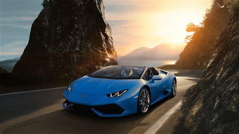 Blue Lamborghini Hd Wallpapers by Sky Blue Lamborghini Huracan 4k Hd Cars 4k Wallpapers