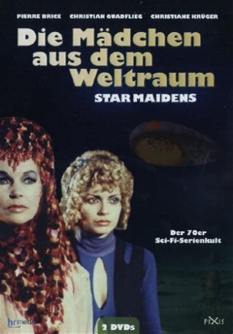 die maedchen aus dem weltraum star maidens complete
