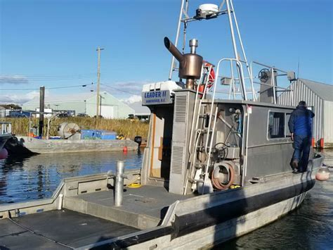Tug Boat Draft by Aluminum Shallow Draft Harbour Tug Boat
