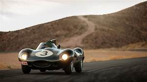 1955 Jaguar D-Type Wallpapers & HD Images - WSupercars
