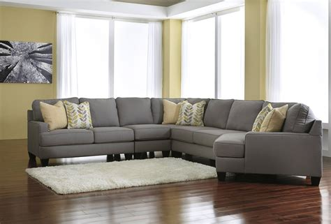2018 Latest Cuddler Sectional Sofa