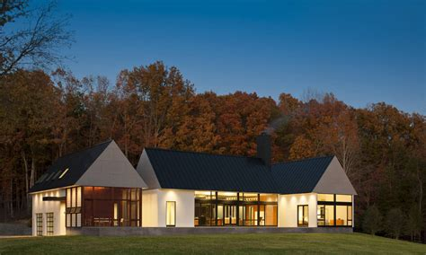 House Plans And Design Contemporary Rural House Design