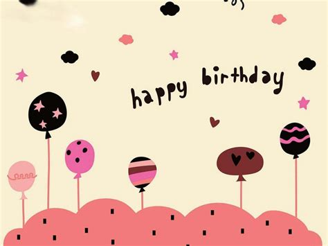 Happy Birthday Wallpaper Free Download  Unique Wallpapers
