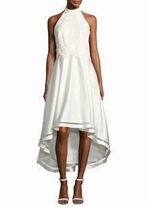 Dressing New York : nicole miller nicole miller new york 3d lace high low dress dresses ~ Dallasstarsshop.com Idées de Décoration