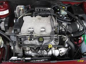 2002 Oldsmobile Alero Gl Sedan 3 4 Liter Ohv 12