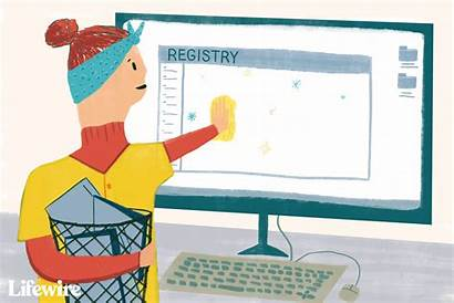 Cleaning Registry Tools Software Recovery Lifewire Commercial