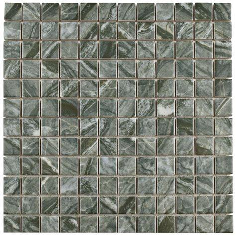 Home Depot Merola Lantern Ceramic Tile by Merola Tile Metro Lantern Glossy White 9 3 4 In X 10 1 4