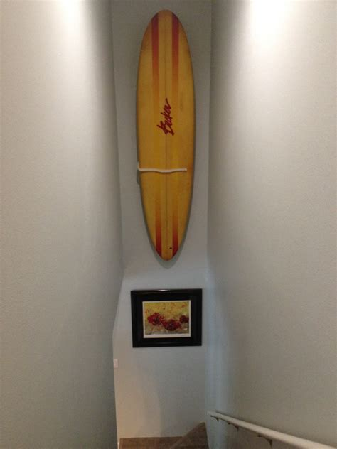 wall mounted surfboard rack pro surfboard mount for hanging your surfboard as a wall