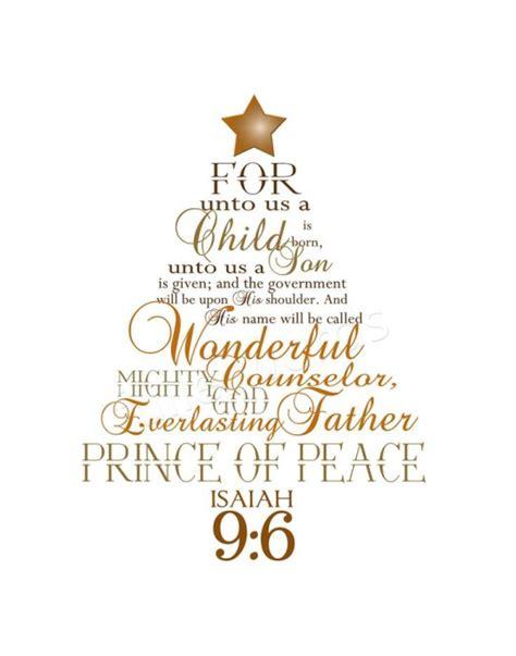 pinterest christmas scripture art daily inspiration for unto us a child is born alex on faith
