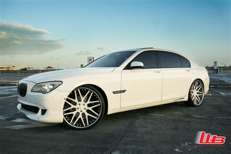 white  series   concave forged  wheels