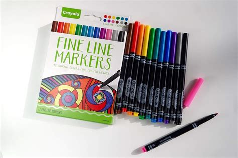 review crayola adult colouring range mama geek