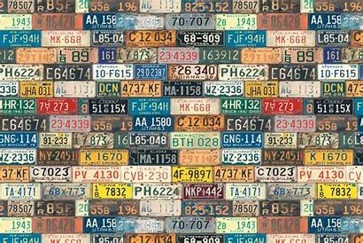 License Wallpapers Plate Licence Number Plates Registration