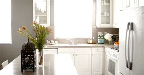 grey cabinets kitchen style at home erika brechtel of small shop studio grey 1484