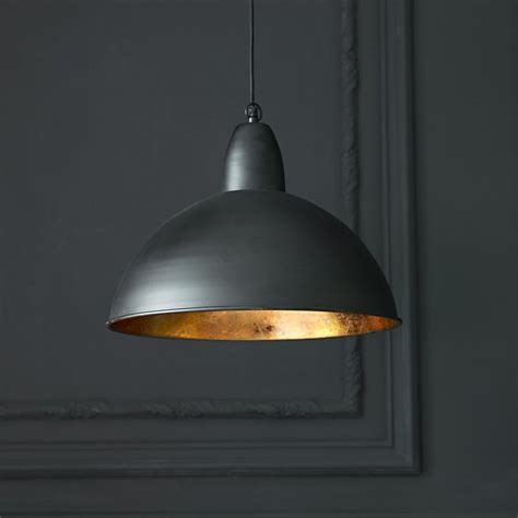 Black Pendant Light by Contemporary Ceiling Pendant Light In Black Grey And