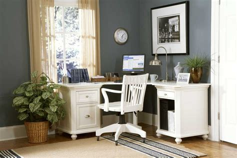 hanna white home office corner desk woptions