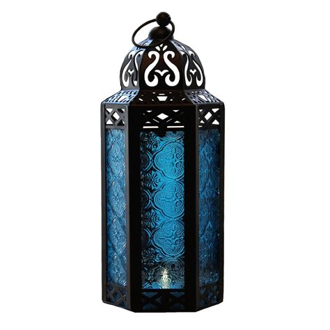 wholesale blue candle lanterns buy wholesale candle lanterns
