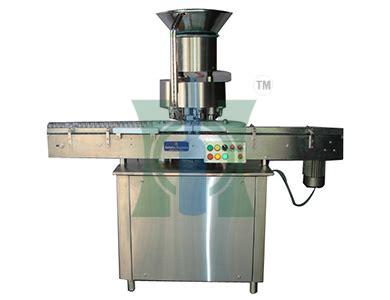 vial cap sealing machine manufacture exporter supplier india gujarat