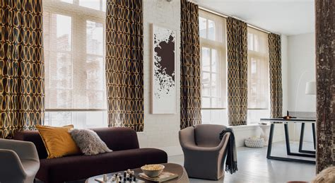 Shades And Drapes by How To Layer Window Treatment Textures The Shade Store
