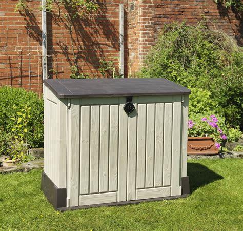 garden storage solutions 5 genius outdoor storage solutions stay at home mum
