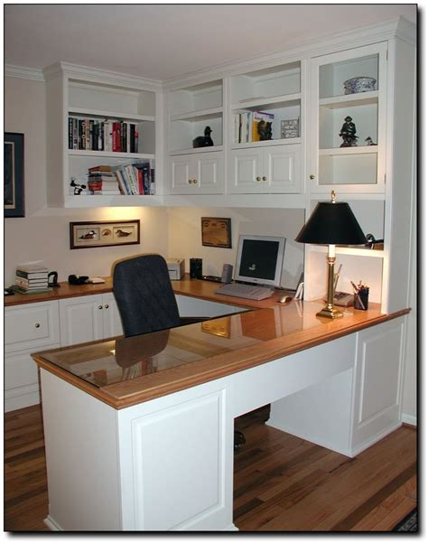u shaped home office desk home office in quot u quot shape with desk craft room pinterest