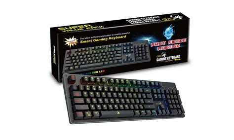 Genius K10 Wired Gaming Keyboard Review Funkykit