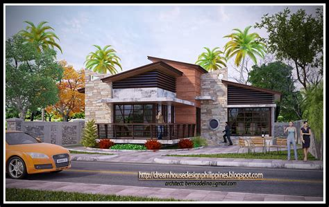 mid century mod meets modern spectacular tropical house designs in the philippines