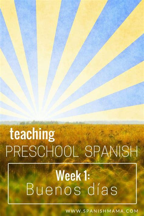 25 best ideas about preschool lessons on 138 | 6e39edbb9981319e0427929718a8f916 preschool spanish lessons teaching spanish