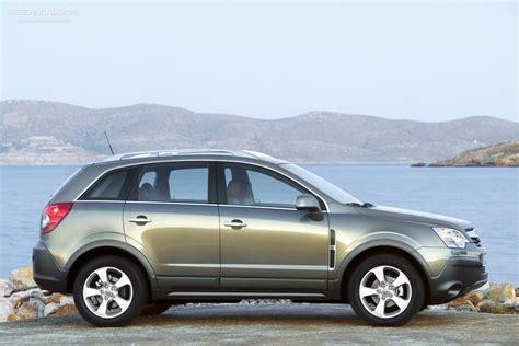 Opel Antara 2007 2008 2009 2010 Autoevolution