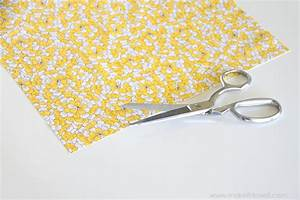 How, To, Cut, Fabric, Perfectly, Straight, And, Square, It, Up
