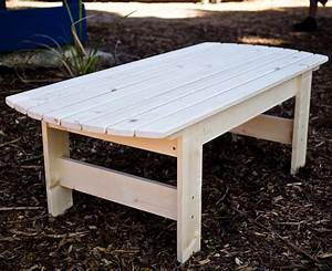 Woodwork Adirondack Coffee Table Plans PDF Plans