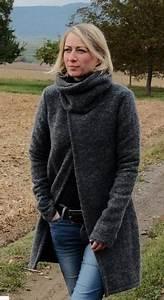 Jacke Selber Nähen : jacke mit tollem kragen aus jersey oder sweat schnittmuster und n hanleitung via ~ Frokenaadalensverden.com Haus und Dekorationen
