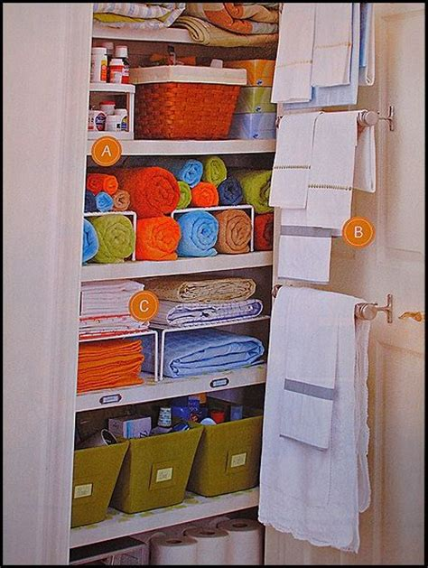 linen closet organization inspiration baskets wire