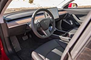 Video Exclusive: A Closer Look at the Tesla Model 3's Interior - MotorTrend