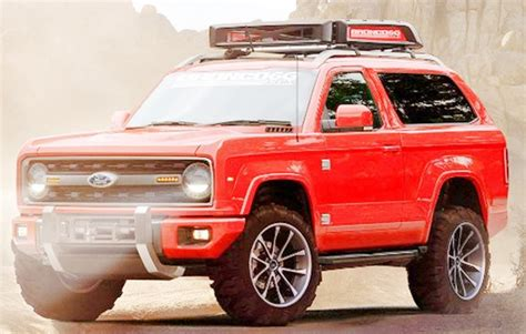 2019 Ford Bronco Release Date, Redesign Canada