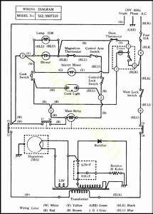 Range Top Wiring Diagram