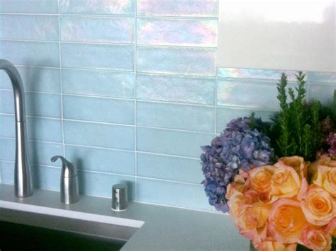 Metallic Backsplash Tiles Peel Stick : Self-adhesive Backsplashes