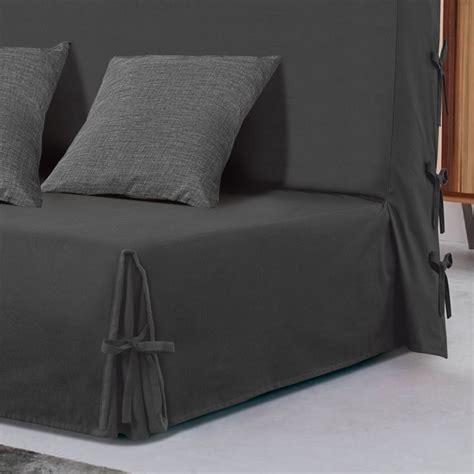 housse canapé simili cuir housse clic clac simili cuir maison design modanes com