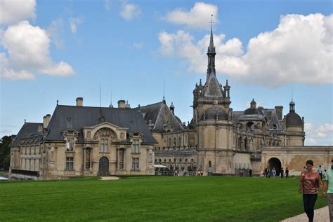 Of Chantilly by Ch 226 Teau De Chantilly Castle In Thousand Wonders