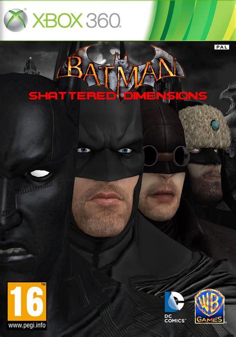 batman shattered dimensions  thethsnake  deviantart