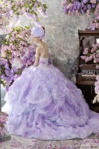 purple wedding dresses stella de libero color wedding dresses wedding inspirasi