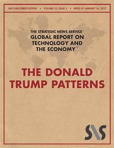 SNS: The Donald Trump Patterns - Strategic News Service Store