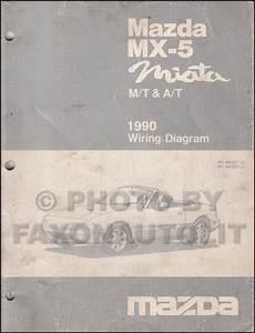 Mazda Miata 1990 Electronic Diagram